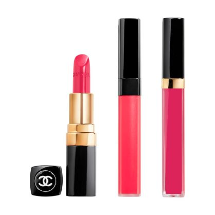 ROUGE COCO LIP BLUSH, ROUGE COCO GLOSS ET ROUGE COCO