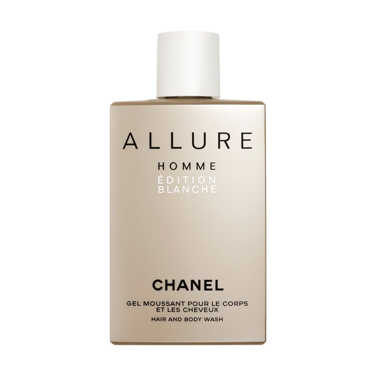 ALLURE HOMME EDITION BLANCHE HAIR AND BODY WASH 200ml