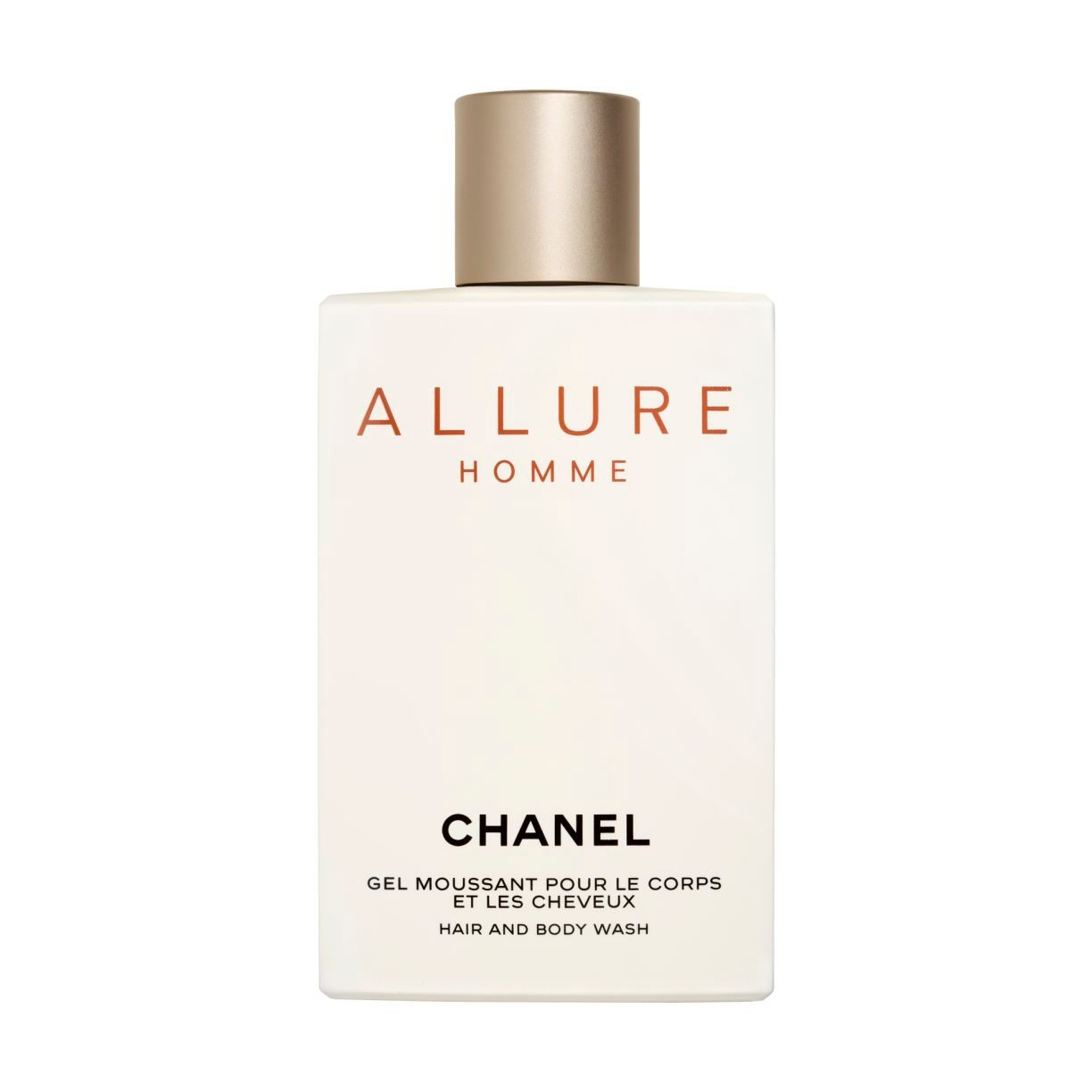 ALLURE HOMME HAIR AND BODY WASH 200ml