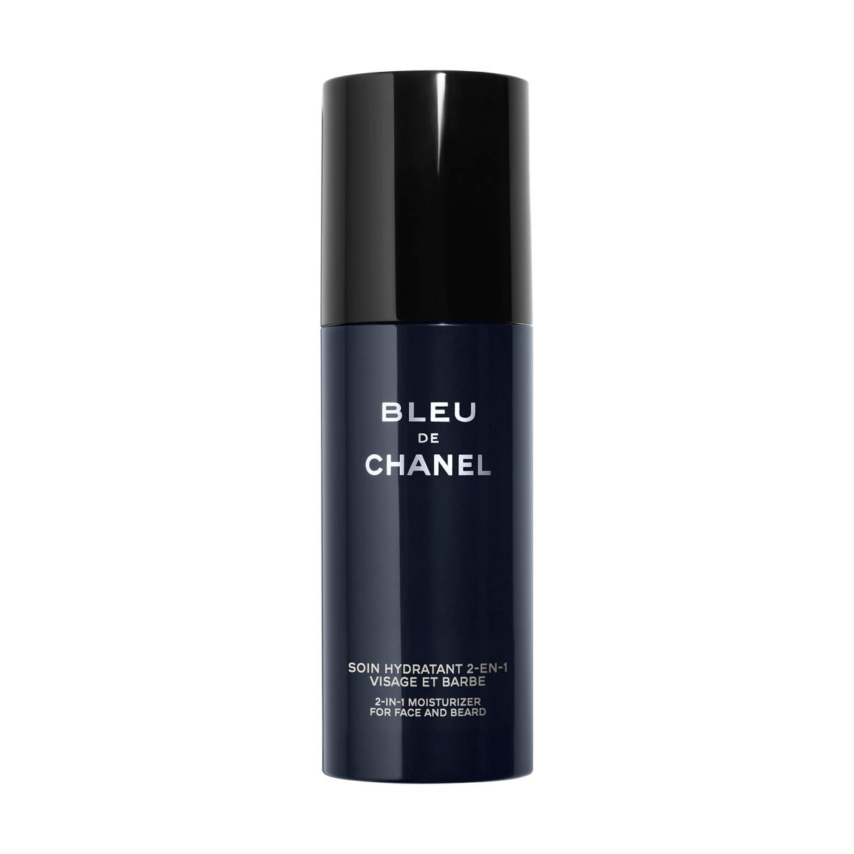 BLEU DE CHANEL 2-IN-1 MOISTURISER FOR FACE AND BEARD 50ml