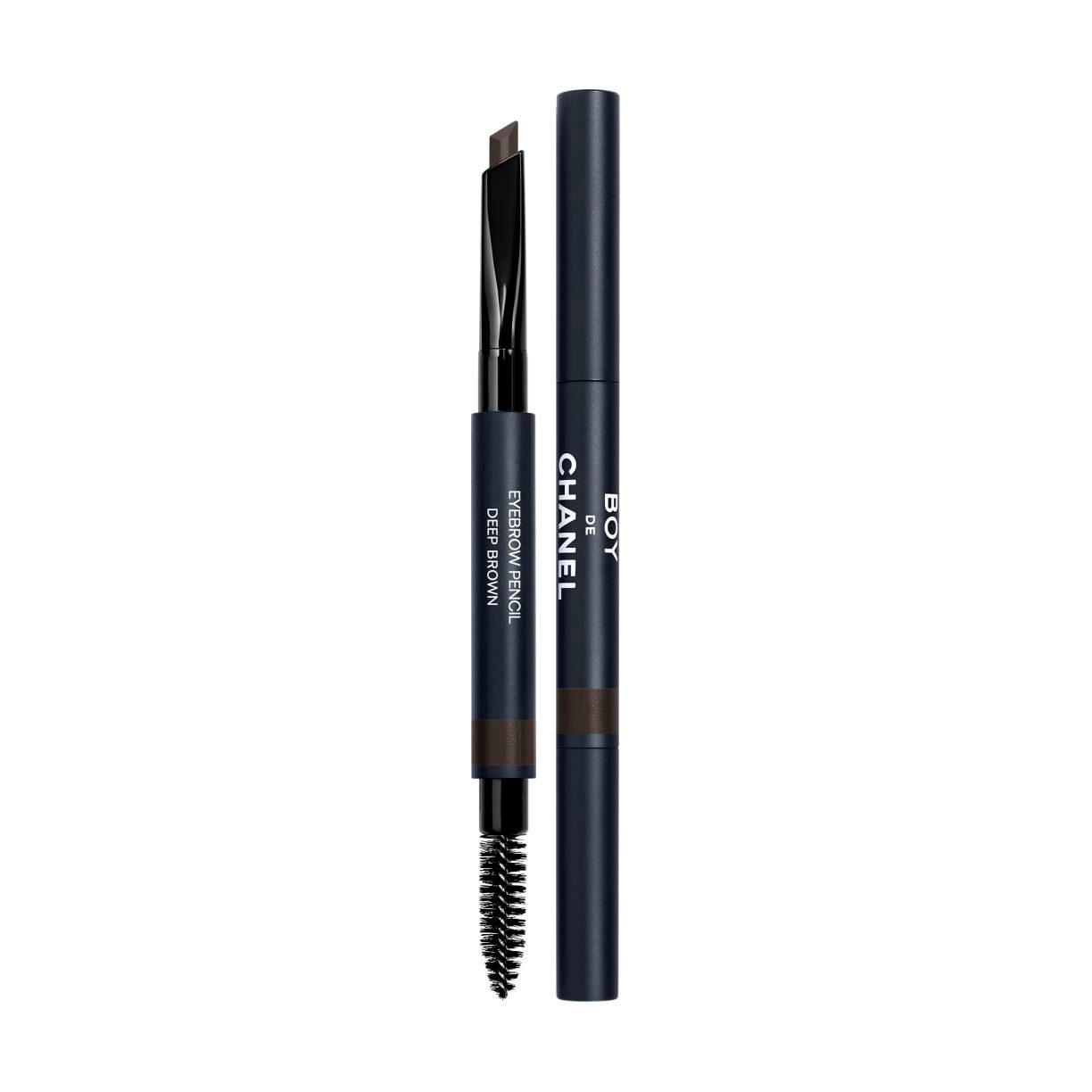BOY DE CHANEL EYEBROW PENCIL WATERPROOF AND LONGWEARING EYEBROW PENCIL 206 DARK BROWN 0.27G