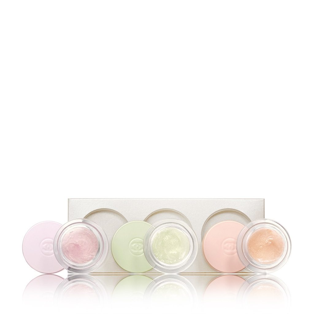 CHANCE EAU TENDRE SHIMMERING SCENTED GEL TRIO 3 X 5G