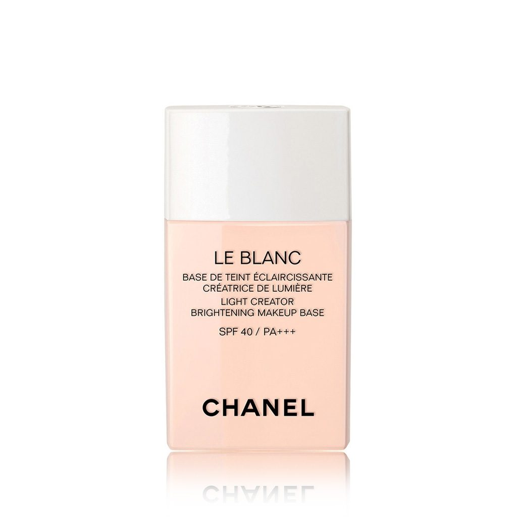LE BLANC LIGHT CREATOR BRIGHTENING MAKEUP BASE SPF 40/PA +++ 10 ROSÉE 30ML