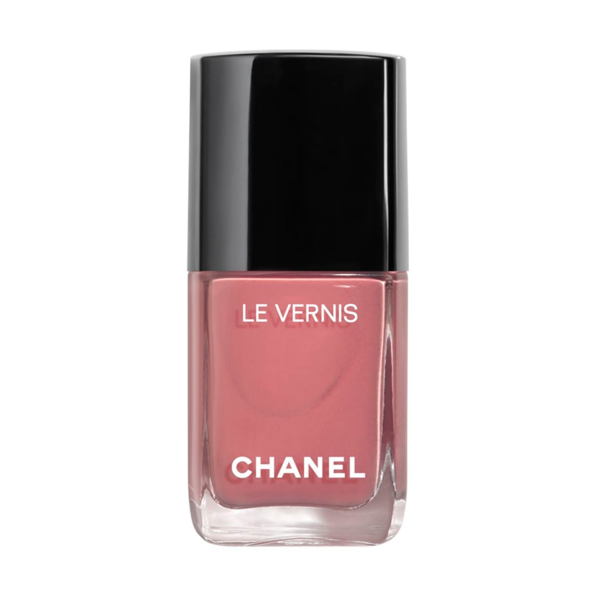 LE VERNIS LONGUE TENUE 491 - ROSE CONFIDENTIEL