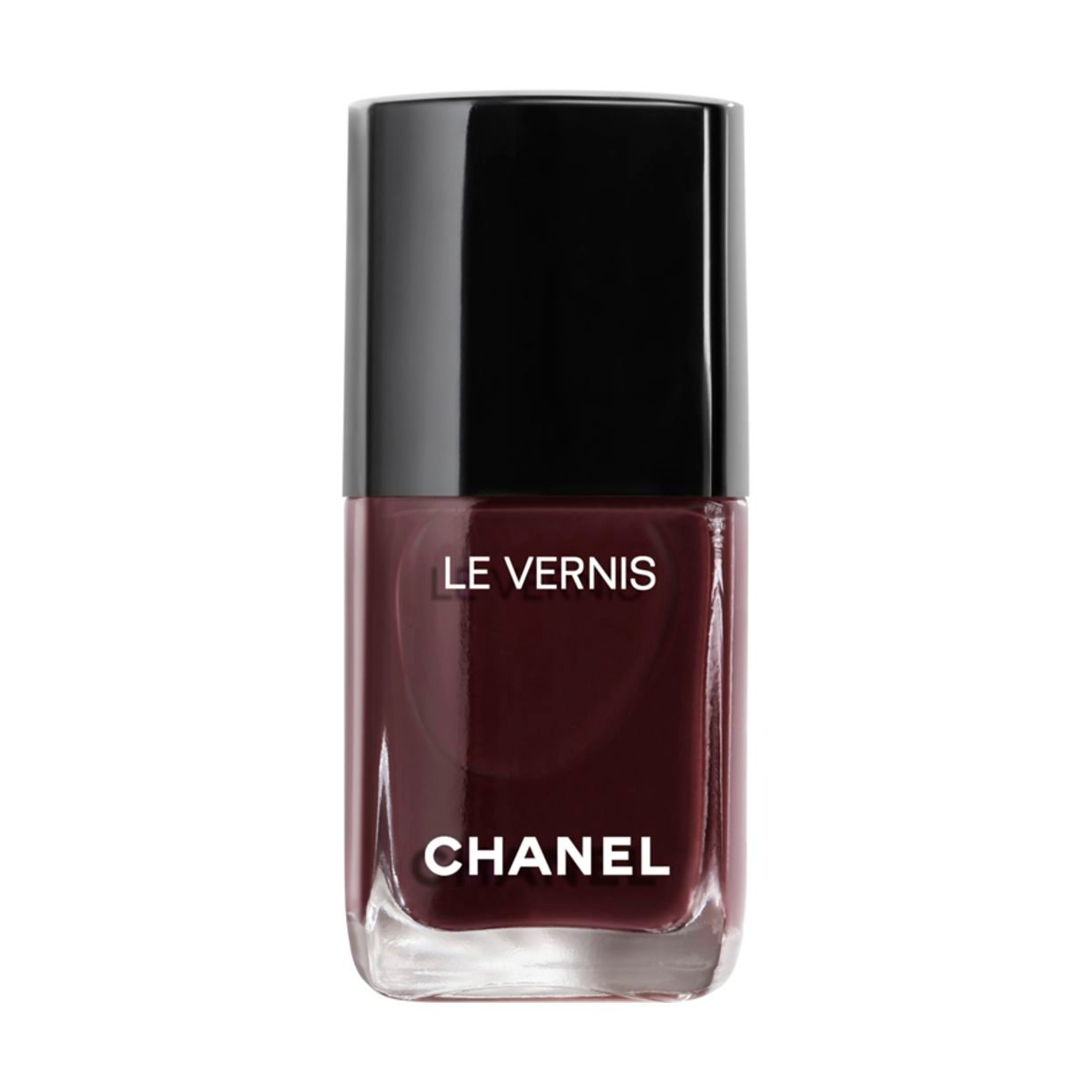 LE VERNIS LONGWEAR NAIL COLOUR 18 ROUGE NOIR 13ML