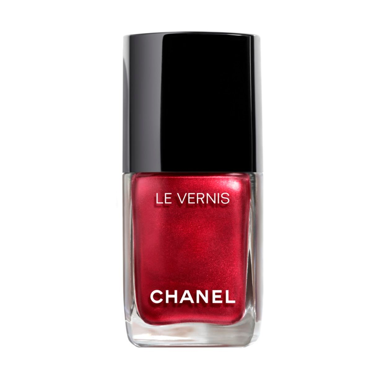 LE VERNIS LONGWEAR NAIL COLOUR 731 - RADIANT RED