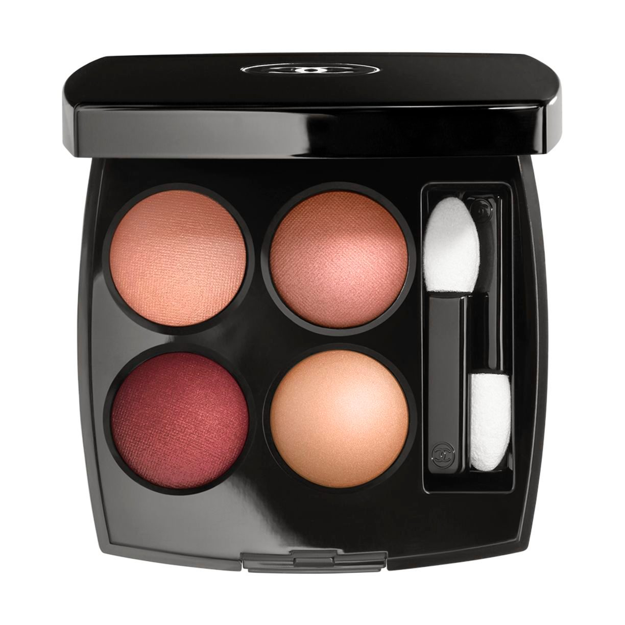 LES 4 OMBRES MULTI-EFFECT QUADRA EYESHADOW 344 - LUEUR ARDENTE