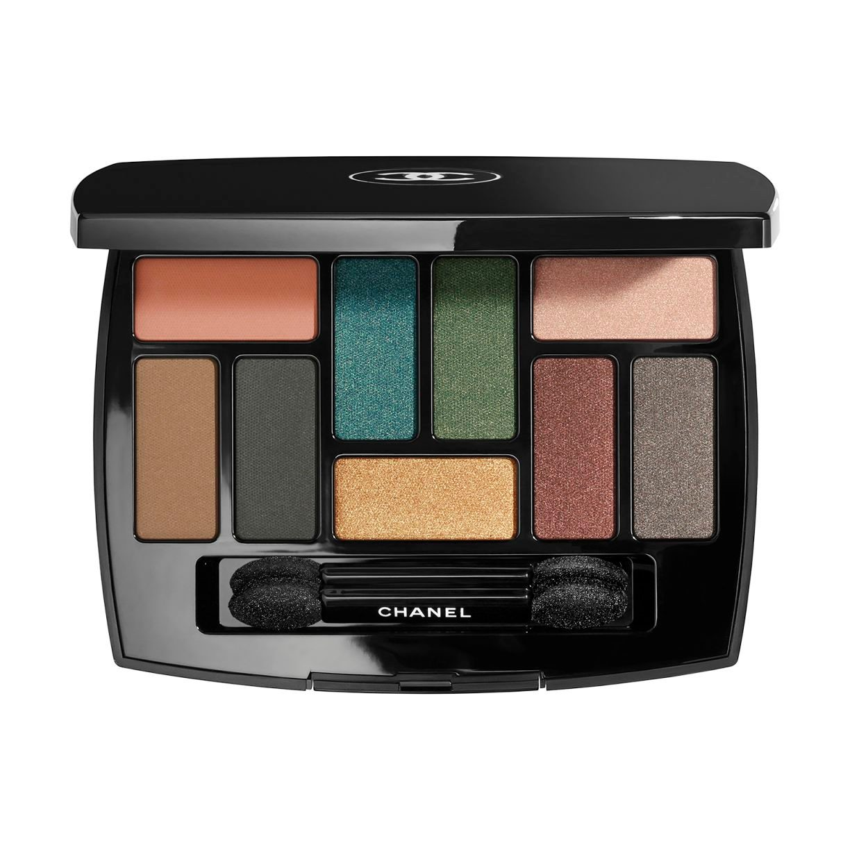 LES 9 OMBRES EXCLUSIVE CREATION EYESHADOW COLLECTION 6.3G