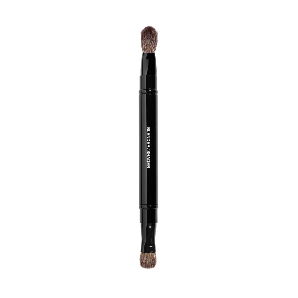 PINCEAU DUO PAUPIÈRES RÉTRACTABLE RETRACTABLE DUAL-TIP EYESHADOW BRUSH 1pce