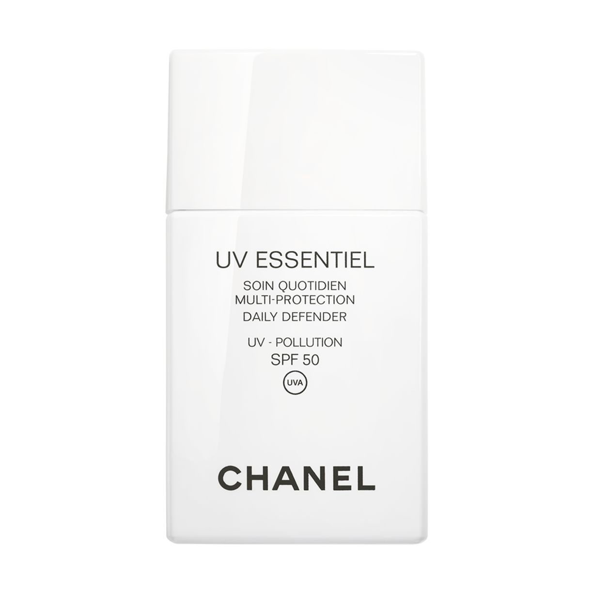 UV ESSENTIEL MULTI-PROTECTION DAILY DEFENDER UV - POLLUTION SPF 50 BOTTLE 30ML