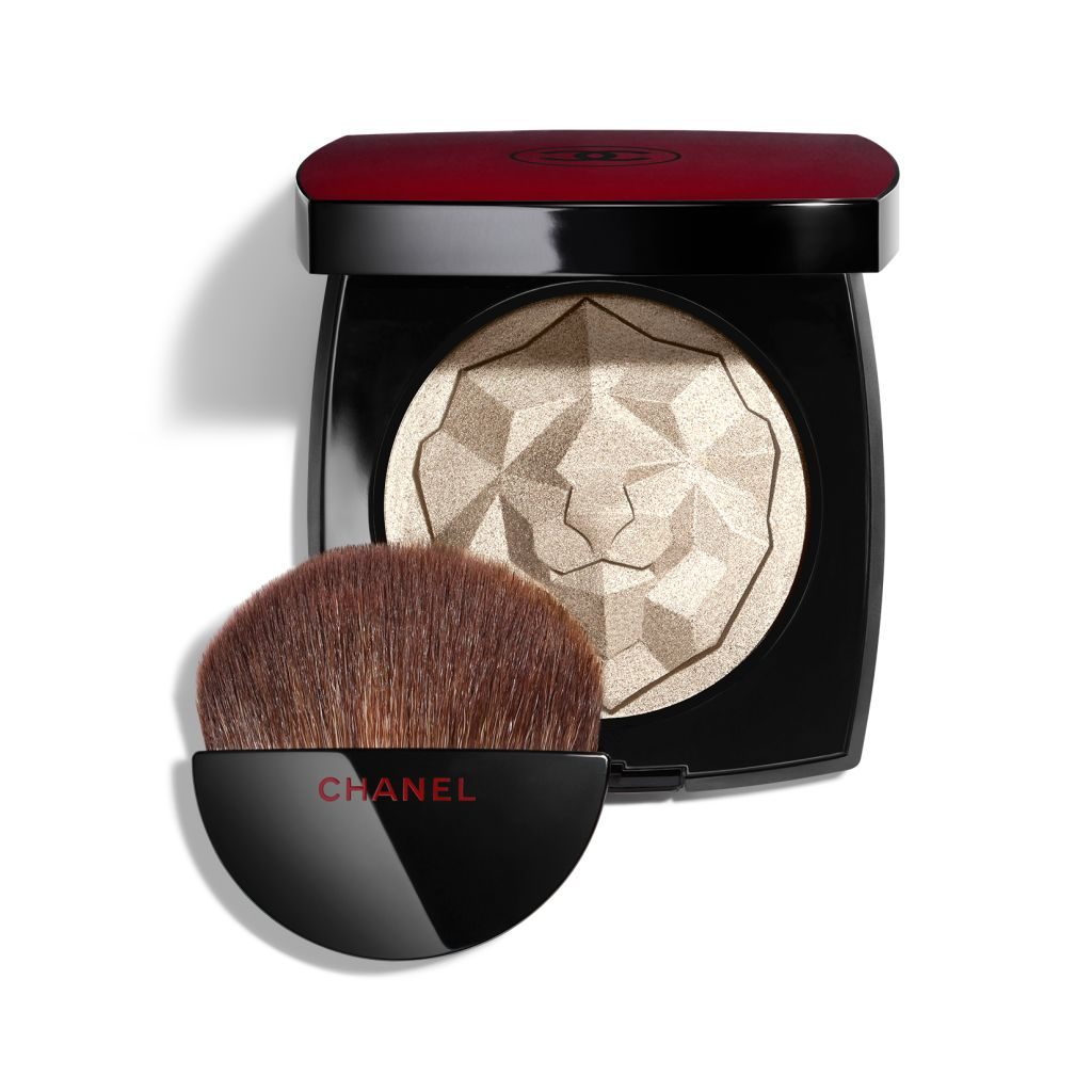 LE SIGNE DU LION ILLUMINATING POWDER OR BLANC