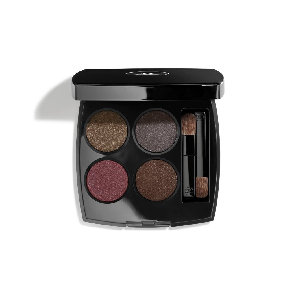 bf318348a8 LES 4 OMBRES MULTI-EFFECT QUADRA EYESHADOW - Makeup - CHANEL
