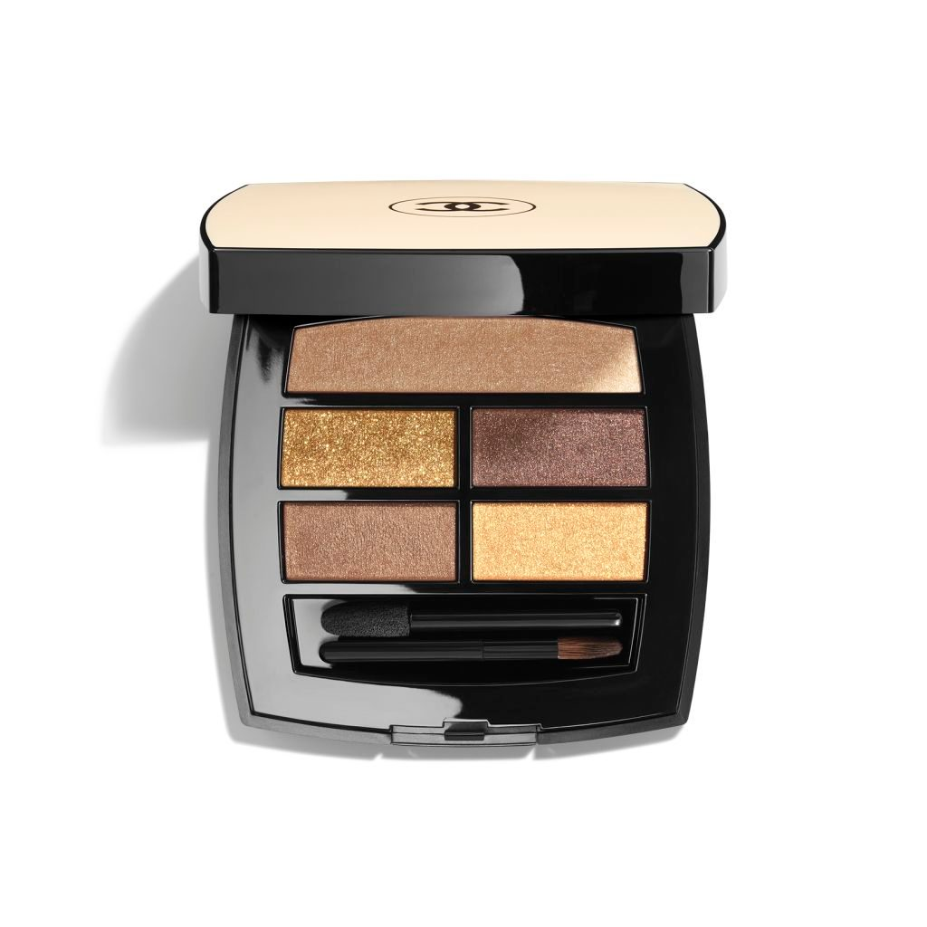LES BEIGES HEALTHY GLOW NATURAL EYESHADOW PALETTE DEEP