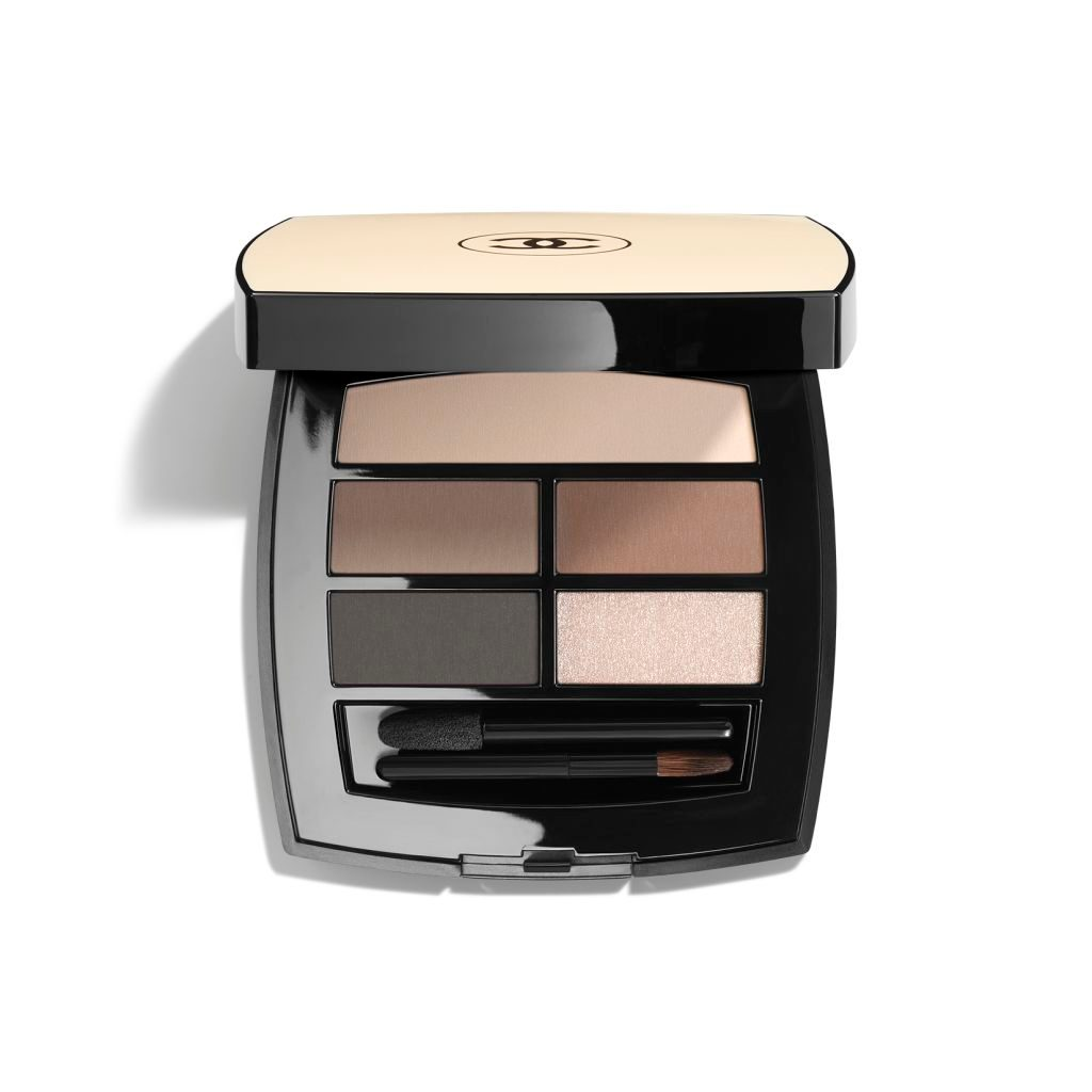 Les Beiges Healthy Glow Natural Eyeshadow Palette Makeup Chanel