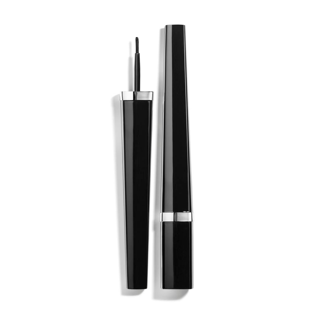 LIGNE GRAPHIQUE DE CHANEL LIQUID EYELINER INTENSITY DEFINITION 10 - NOIR-NOIR