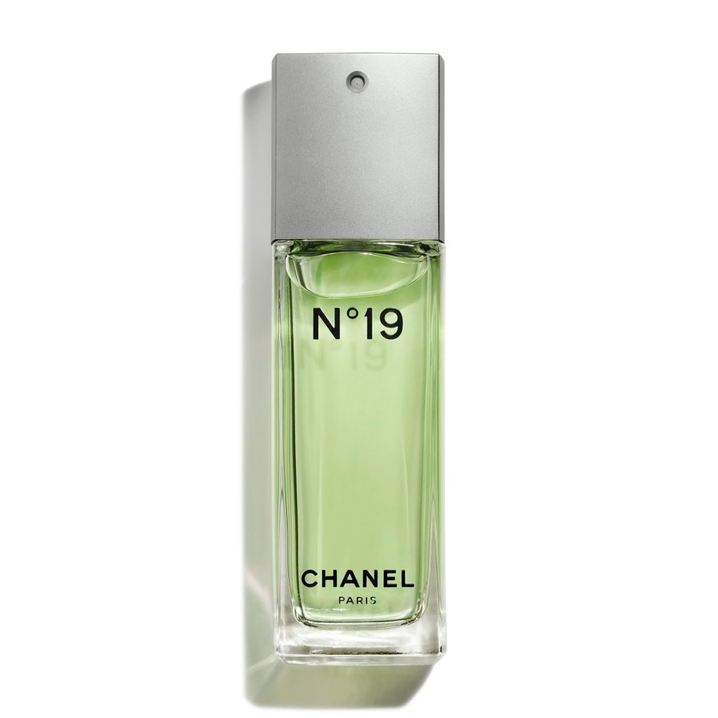 N°19 EAU DE TOILETTE SPRAY 100ml