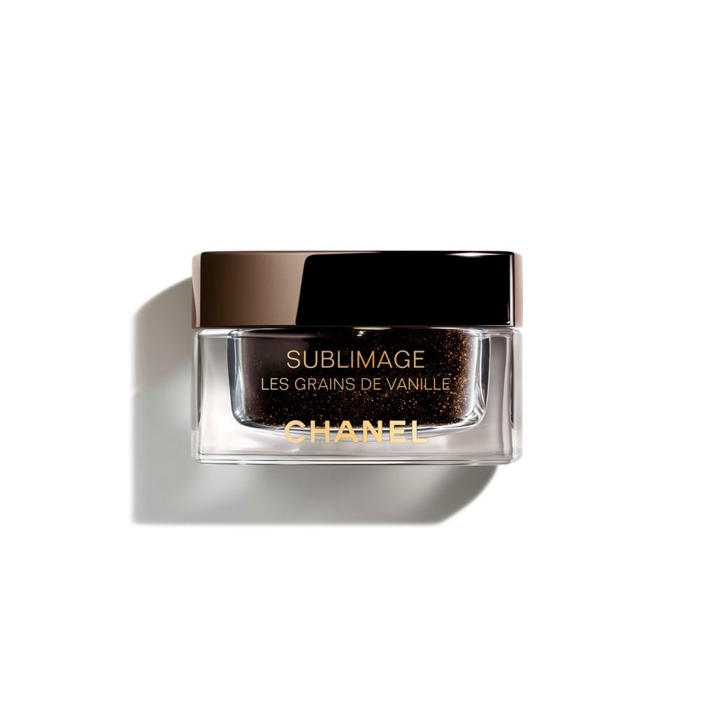 SUBLIMAGE LES GRAINS DE VANILLE TRATAMIENTO EXFOLIANTE SUAVE LUMINOSIDAD Y PUREZA 50g
