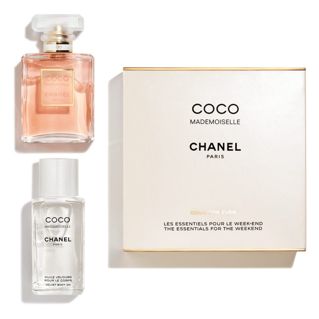 COCO MADEMOISELLE THE ESSENTIALS FOR THE WEEKEND 1pce