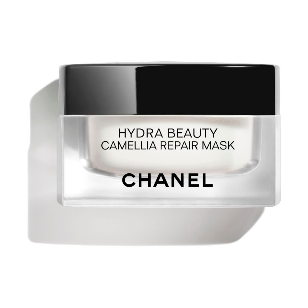 Hydra Beauty Camellia Repair Mask Multi Use Hydrating And Comforting Mask Skincare Chanel