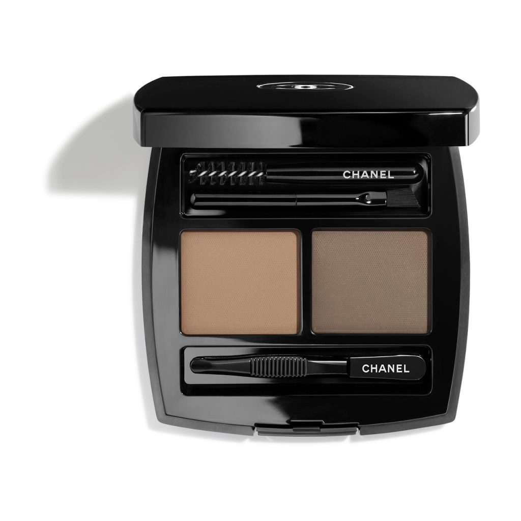LA PALETTE SOURCILS DE CHANEL BROW POWDER DUO 40 - NATUREL