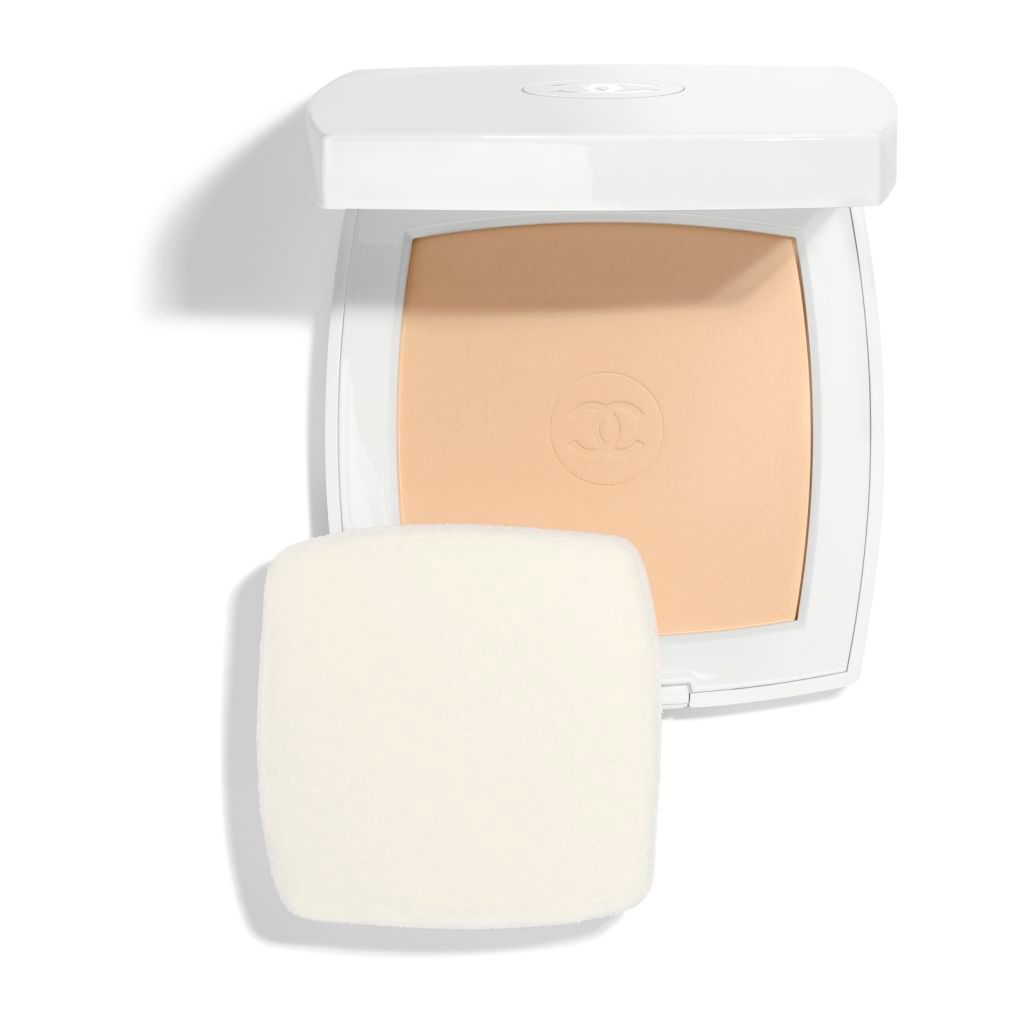LE BLANC WHITENING COMPACT FOUNDATION LONG LASTING RADIANCE-THERMAL COMFORT SPF 25 / PA+++ B10