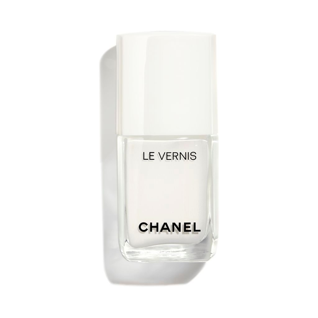 LE VERNIS LONGWEAR NAIL COLOUR 711 - PURE WHITE