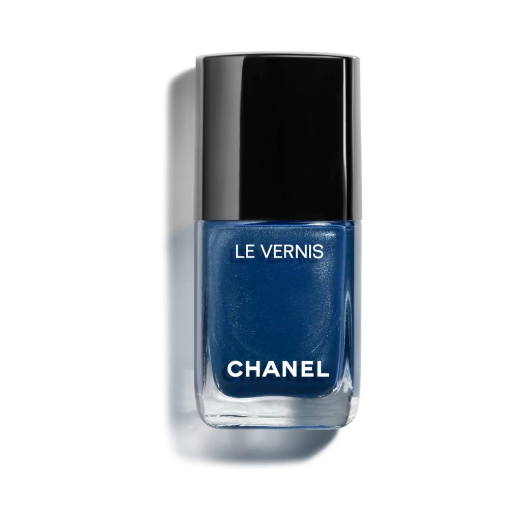 LE VERNIS LONGWEAR NAIL COLOUR 725 - RADIANT BLUE