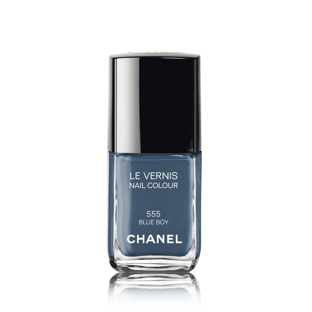 LE VERNIS NAIL COLOUR 555 - BLUE BOY