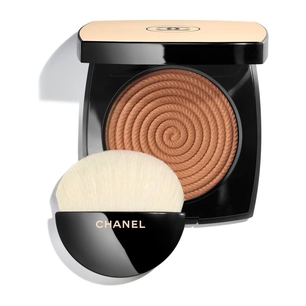 LES BEIGES HEALTHY GLOW ILLUMINATING POWDER EXCLUSIVE CREATION HEALTHY GLOW HIGHLIGHTING POWDER SUNSET