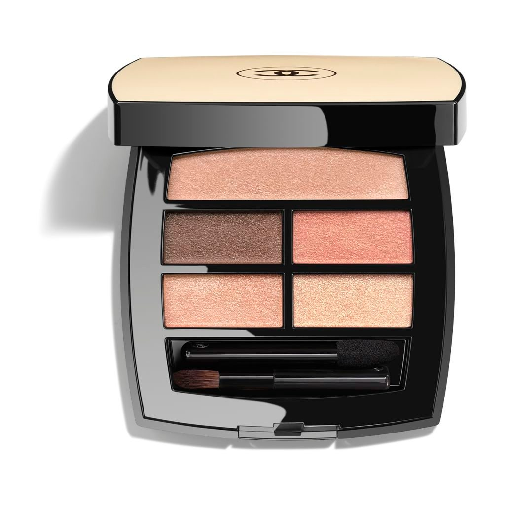 LES BEIGES HEALTHY GLOW NATURAL EYESHADOW PALETTE WARM