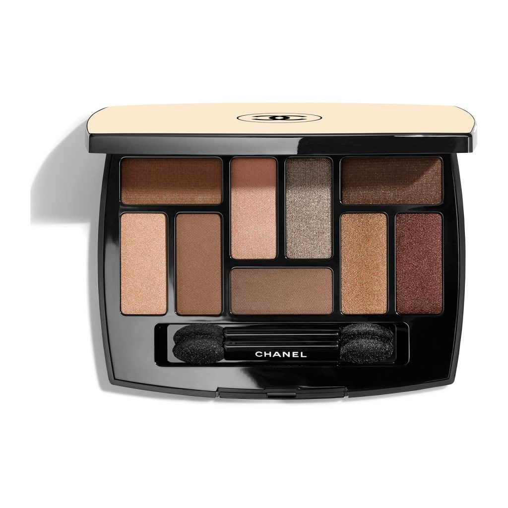 LES BEIGES NATURAL EYESHADOW COLLECTION LES INDISPENSABLES LES INDISPENSABLES