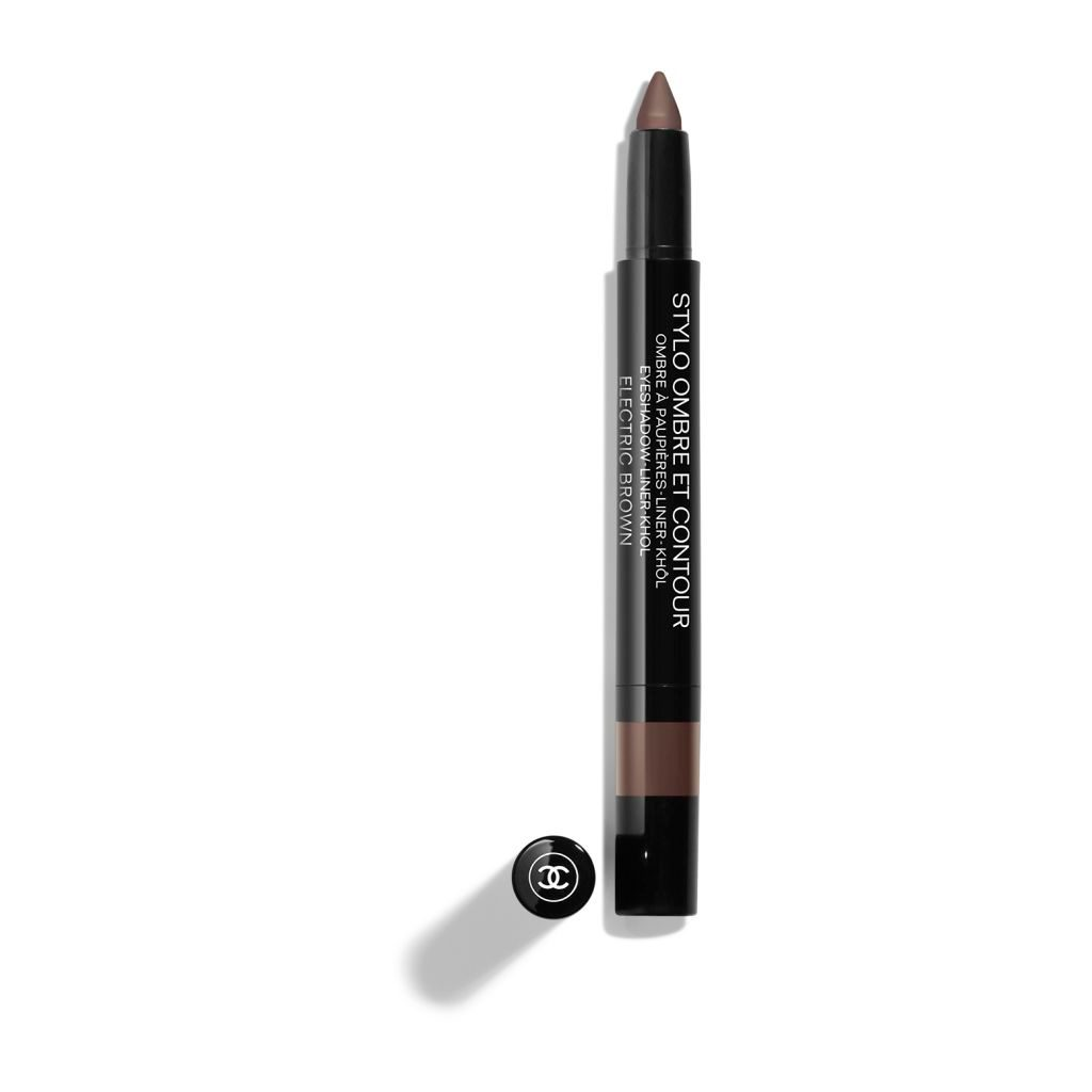 STYLO OMBRE ET CONTOUR EYESHADOW - LINER - KOHL 04 - ELECTRIC BROWN